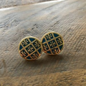 Tory Burch Disc Earrings